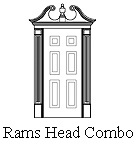 Rams head door combos